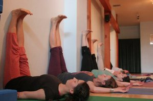 Yoga Poses to Alleviate Headaches with Dawn Curtis