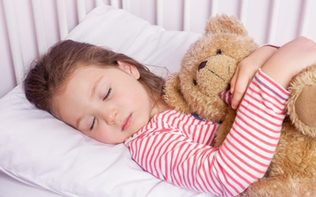 How to Help Your Child Sleep with Michelle Winters