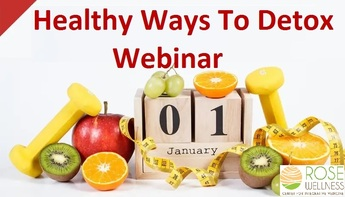 Start 2020 Off Right, Learn How To Do A Healthy Detox