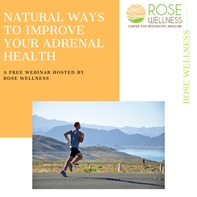 Free Webinar: Natural Ways to Improve Your Adrenal Health