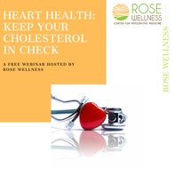 How To Keep Your Cholesterol In Check, Heart Health Month