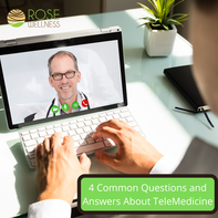 4 Common Questions and Answers About TeleMedicine