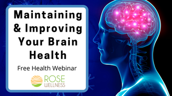 Maintaining and Improving Your Brain Health