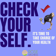 National Self-Check Month!