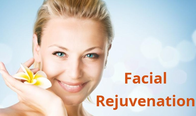 Holistic Facial Rejuvenation @ Rose Wellness Center