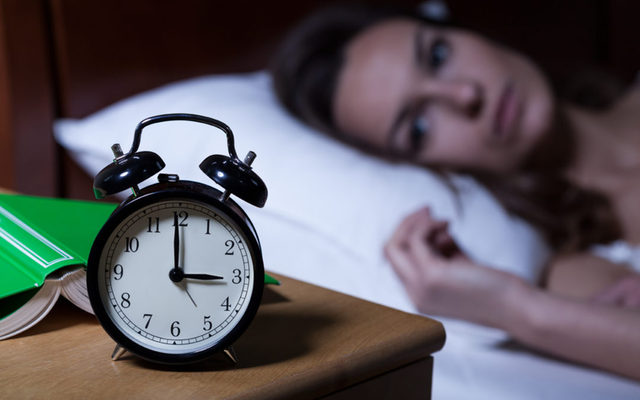 Can't Sleep? Maybe Check Your Metabolic Rate
