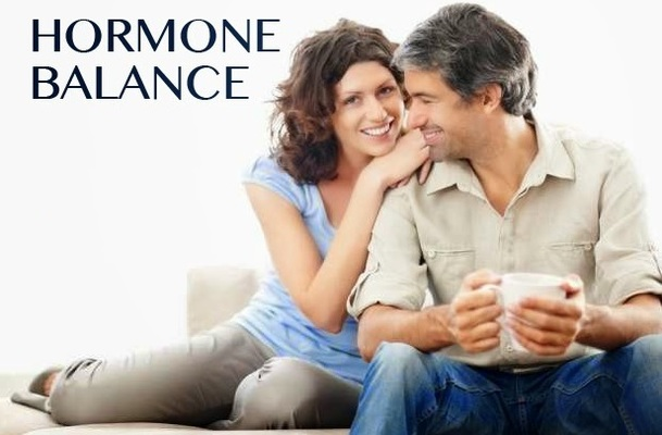Balance Your Hormones. Rejuvenate Your Life.