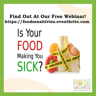 A Closer Look At Food Sensitivities & How They Are Affecting Your Life